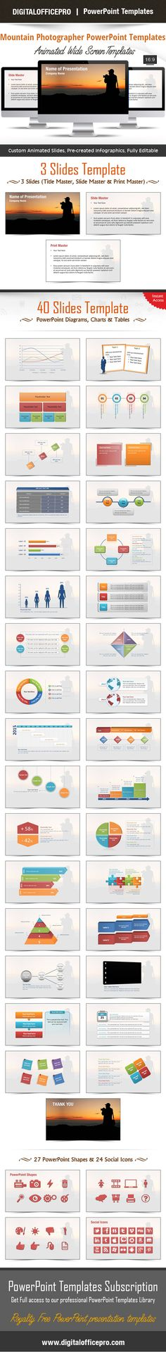 Solution 3D PowerPoint Template Backgrounds D, Shape and 3d - 3d powerpoint template