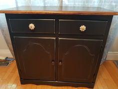 Door Furniture, Furniture Refinishing, Armoire, Buffet, Doors, Cabinet, Storage, Red, Home Decor
