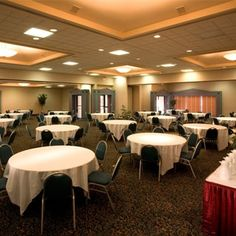 Ramada Albuquerque Hotel & Conference Center - 4,520 square feet meeting capacity.