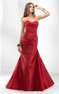 267f86478f2 Charming Red Mermaid Floor-length Sweetheart Dress Market Price  AU 307.61  Missy Price