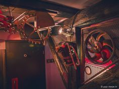 BUNKER Restaurant-Bar (Slovenia) « 6th-Sense Interiors - Design interior Cluj