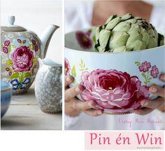 Inspirerend, mooi of bijzonder servies. Pin jouw favoriete foto's met serviezen en maak kans op een cadeaubon van €25 van serviesshop.com. #ServiesInspiratie !