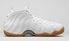"""Cop that! The Nike Air Foamposite """"Gucci"""" dropped today and #jjgotem"""