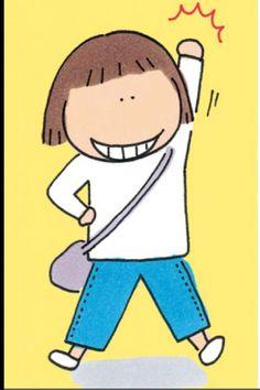 高木直子 Takagi Naoko Takagi, Naoko, Cute Drawings, Charlie Brown, Character Design, Fictional Characters, Beautiful Drawings, Fantasy Characters, Funny Images