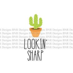 Lookin Sharp SVG Cut File  You will get a ZIP file with 7 formats - AI, SVG, JPG, DXF, PNG, EPS. PSD  For use in Silhouette Cameo, Cricut and others.  The ZIP archive will be available to download once your payment is confirmed. ---------------------------------------------------------------------------------------------------------   This listing is for a digital download, no physical product will be sent to you.  You can use this file to cut a variety of materials like paper, cardboard…