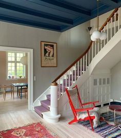 Beautiful Interior Design, Home Interior Design, Interior Architecture, Interior Decorating, Home Office Design, House Design, Cottage Stairs, Superior Homes, Welcome To My House