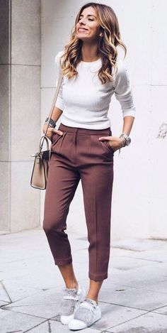 7 Casual Outfits For Spring 2018