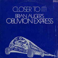 Brian Auger& Oblivion Express - Closer To It!: buy LP, Album at Discogs Fun Shots, Record Collection, Oblivion, Back To Black, Cover Art, Album Covers, Closer, Lp Album, Play