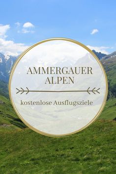 Ammergau Alps: Excursion destinations for the Upper Bavaria holidays. The Ammergauer Alpen Nature Pa Popular Holiday Destinations, Road Trip Snacks, Bavaria, Alps, Places To Visit, Germany, Nature, Travel, Post