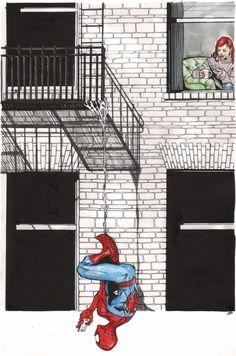 ✭ Spider-Man