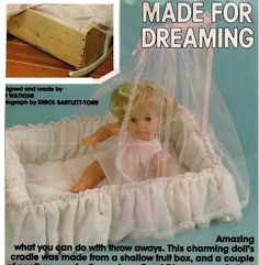 Made for Dreaming, Your Family June 1983.