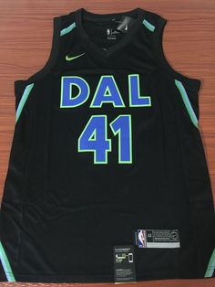 Men 41 Dirk Nowitzki Jersey Black Dallas Mavericks Swingman Fanatics. Best Nba  Jerseys ... a4cea18cc