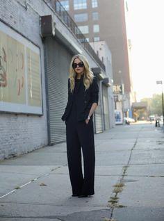 Blair Eadie in Zara