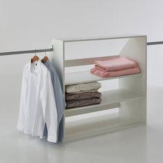 Module dressing spécial sous-pente, résima La Redoute Interieurs | La Redoute Mobile