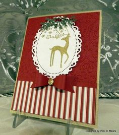 FS400 Dasher Sparkle by vdm - Cards and Paper Crafts at Splitcoaststampers