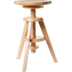 Wooden stool that I have had in my kitchen for 20+ years.  How funny is that?