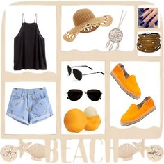 Untitled #107 by q-griffin on Polyvore featuring polyvore fashion style H&M Manebà Full Tilt Calvin Klein Eos Lottie