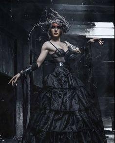 Dark Beauty, Goth, Sexy, Style, Colors, Fashion, Gothic, Swag, Moda