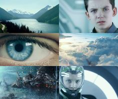 Ender's Game~ Help I think I've pinned everything from Enders Game there is to pin
