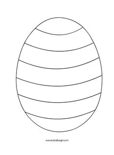 Uovo di Pasqua arcobaleno da colorare - TuttoDisegni.com Colouring Pages, Happy Easter, Adult Coloring, Line Art, Easter Eggs, Crafts For Kids, Appreciation Quotes, Printables, Spring