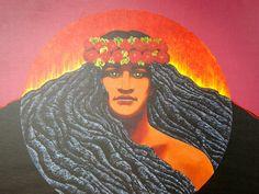 Pele Goddess of Fire: Spirit and Harbinger