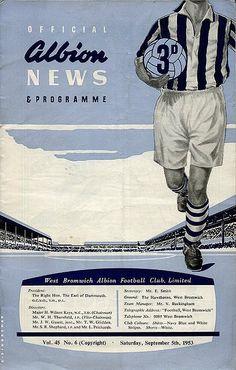 West Bromwich Albion 1953-54