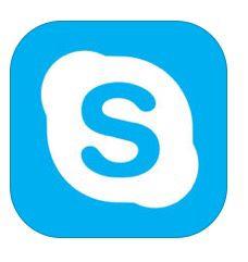 Skype -  software que pernite conversa entre pessoas do mundo todo. Fazc chamadas gratuitas de voz e de vídeo, enviar mensagens instantâneas e compartilhar arquivos.