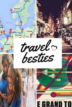 Travel besties: the BEST of travel + wanderlusting this week