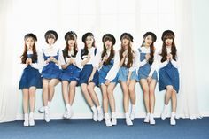 """B1A4′s Sister Group, Oh My Girl, Debuts with Energetic and Addictive """"Cupid"""""""