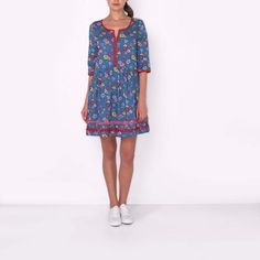Daisy Fields Pom Pom Dress