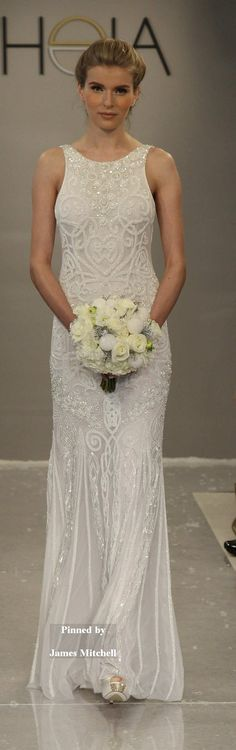 Theia Collection  Fall 2015 Bridal