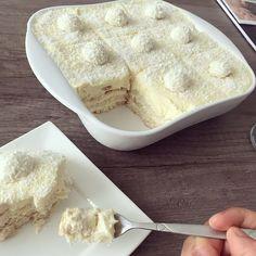 Deze kokosliefhebber is weer goed bezig geweest met een heerlijke (kun je het al raden) Raffaello dessert! Ik hou ervan om iets te maken waar kokos in is verwerkt want dan weet ik gewoon dat het een…