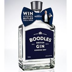 Boodles launches 'Win a Butler' competition