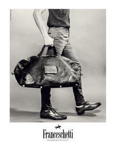 SS2013 Shoes & Travel Duffel by Franceschetti