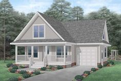 House Plan chp-24261 at COOLhouseplans.com  Really like this one with some minor modifications