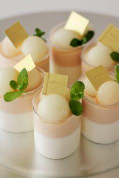 「アールグレイとチーズの香るムース」あいりおー   お菓子・パンのレシピや作り方【cotta*コッタ】