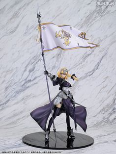 PPP Fate/Apocrypha ルーラー/ジャンヌ・ダルク 1/8 完成品フィギュア