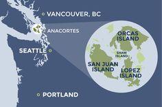 First Time Visitor's Guide | San Juan Islands Washington Visitors Bureau | Orcas Island | Lopez Island | Friday Harbor | San Juan Island