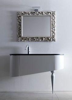 Muebles de Baño, Fusión de Diseños Clásicos y Modernos