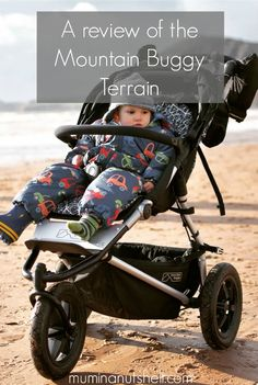 A stellar review of the Mountain Buggy Terrain including blog review, I'm loving this buggy as an all rounder but more importantly, as the ultimate beach and countryside baby pushchair