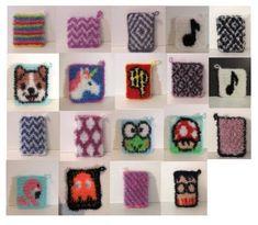 Creative Bubble, Crochet Amigurumi, Bubbles, Etsy, Pac Man, Mario, Dishes, Crochet Hook Sizes, Tutorials