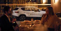 #SEAT Ateca Árajánlatkérés: seat@brillkft.hu Brill Kft. 6000 Kecskemét, Halasi út 32. Volkswagen, Audi
