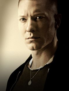Joseph Sikora. Brilliant young actor that has recently come to my attention. Plays Tommy in Starz Network's Power  -- also played Ginger in HBO's True Detective. Since the chances of me getting Tom Hardy to play the villainous Karyan are none to none -- Joseph would make a GREAT alternative casting choice.
