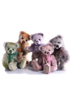 BEARS - Charlie Bears - in stock now - MINIMO BEARS GROUP 2