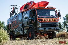 King Of The Hammers 2017 Here's a collection of photos from our recent trip to King Of The Hammers where we took out Rebelzilla to do shock tuning and get. Truck Camper, Rv Campers, Slide In Camper, Dodge Pickup, Expedition Vehicle, Motorhome, Offroad, Portal, Rebel