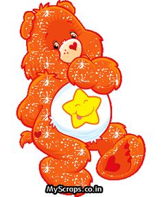 Care Bears Scraps - Comments, Images and Graphics for Orkut