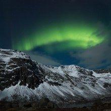 Nordnorwegen: Polarlichter