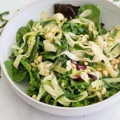 Image for Zucchini Salad with Pine Nuts and Mint