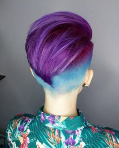From @fedorinaanna  Pixie, Pink Hair, Style Me, Short Hair Styles, Hair Cuts, Hair Beauty, Dreadlocks, Instagram Posts, Anna