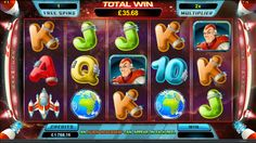 Max Damage Online Slot Game Game Ui, Arcade Games, Slot